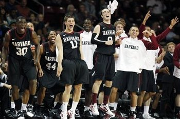 Harvard is a team that can make some noise in the tournament.