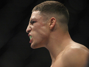 Diego Sanchez/ Jeff Cain for MMAWeekly.com