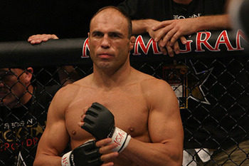 Randy Couture/ Scott Petersen for MMAWeekly.com