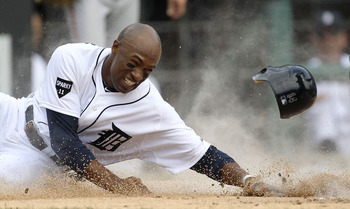 Austin Jackson will need to improve as a leadoff hitter in 2012