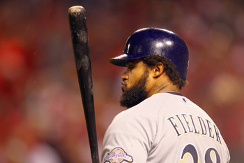 Fielder is heading across Lake Michigan to play in Motown in 2012