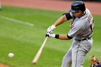 Alex Avila looks to build on last year's success in 2012