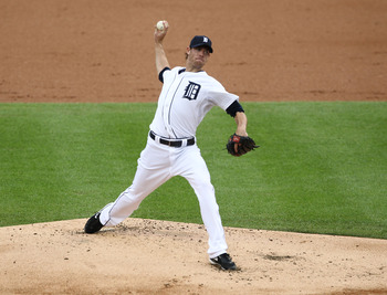 Doug Fister was one of the biggest surprises in Detroit in 2011