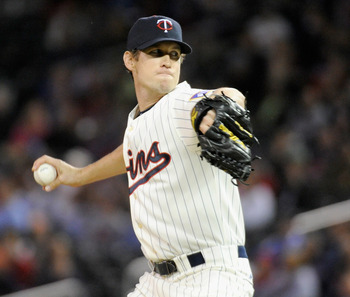 Kevin Slowey could return to his role as an effective starter in Cleveland this season.