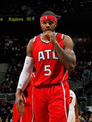 Josh Smith and the Hawks need to improve at the line