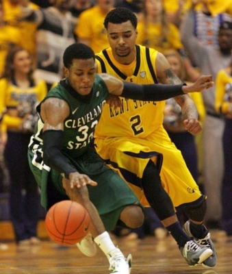 Brown's presky defense makes Cleveland State a formidable foe.