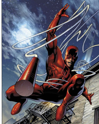 Image taken from: http://en.wikipedia.org/wiki/File:Daredevil_65.jpg: Cover art to Daredevil #65 by Greg Land.
