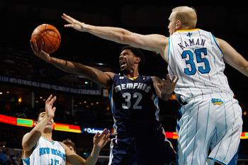 Mayo's role as sixth man has pushed the Grizzlies into the realm of Western Conference powers.
