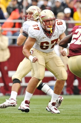 Florida State Offensive Tackle Andrew Datko