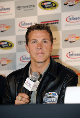 Trevor Bayne won it last year.