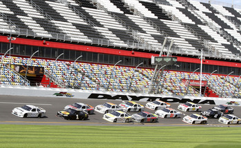 Pack racing will be back at Daytona