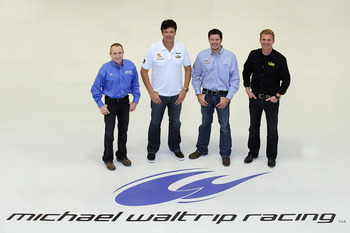 Waltrip Racing is full of experience and drafting skilled racers