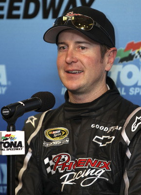 Another year, yet another close call for Kurt Busch