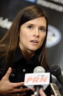Not this year Danica, learn and come back