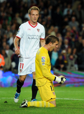 Javi Varas - After Stopping Messi's Penalty