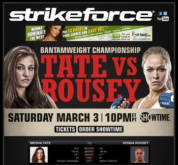 Photo property of Strikeforce / ShoSports