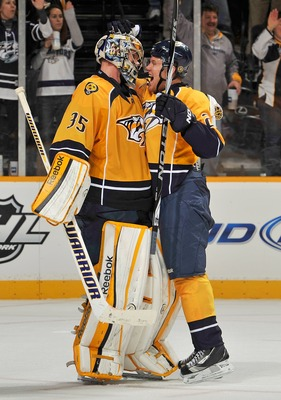 The Predators need Rinne to stand tall come spring