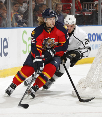 Versteeg has made a name for himself in south Florida