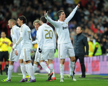 Cristiano Ronaldo - Fantastic Performance against Levante