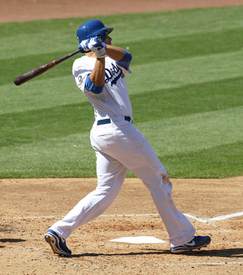 James Loney's 2011 season may be his last in Dodger Blue