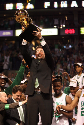 In 2008, Grousbeck's ownership group oversaw the Celtics first title since 1986.