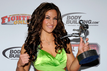Miesha Tate: Sexy and Dangerous