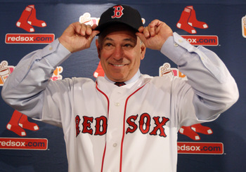 Bobby Valentine's first season with the Sox will not be short on challenges