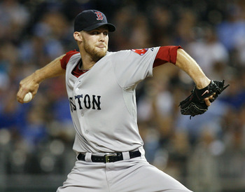 Daniel Bard is slated to be the #4 starter for the Red Sox in 2012