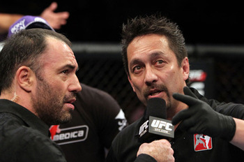 MMA's Best Referees