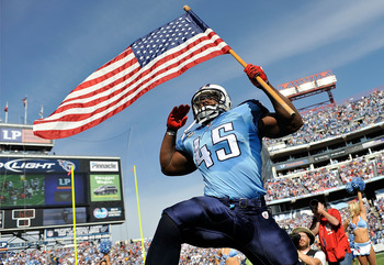 FB Hall remains a leader on and off the field for the Titans