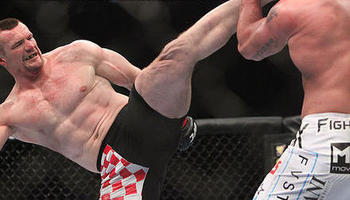 Cro Cop (left)/ Ken Pishna for MMAWeekly.com