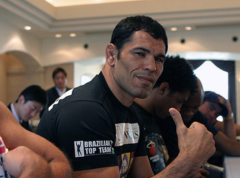 Nogueira/ Scott Petersen for MMAWeekly.com