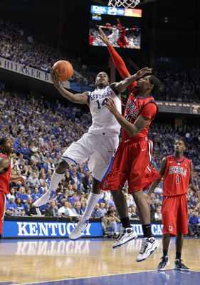 Aggressive play has lead Kentucky to a near perfect record this season