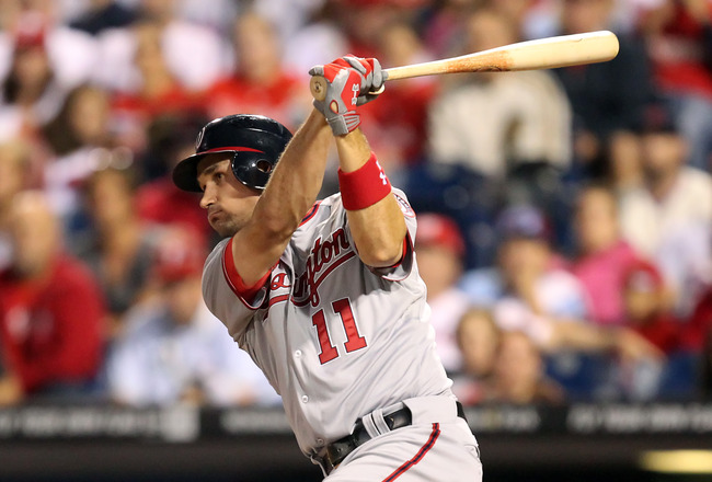 RYAN ZIMMERMAN's thoughts on potentially switching positions for Anthony Rendon