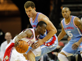 Kemba Walker and Blake Griffin