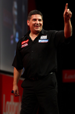 Gary Anderson will still be wary of the threat posed by an out of sorts James Wade