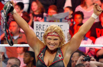 Beth Phoenix is the most dominant Diva in WWE. Image courtesy of WWE.com