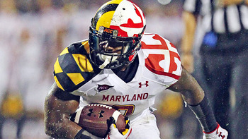 "Maryland ""Pride"" uniforms"