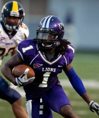 North Alabama Corner Back Janoris Jenkins