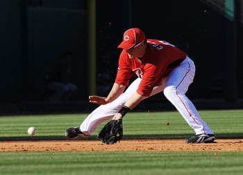 A healthy Cozart could be 20/20 in 2012.