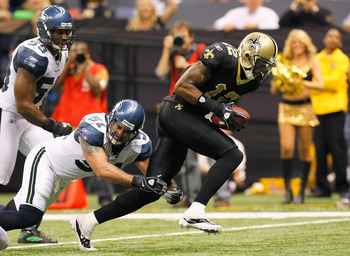Marques Colston could be leaving New Orleans