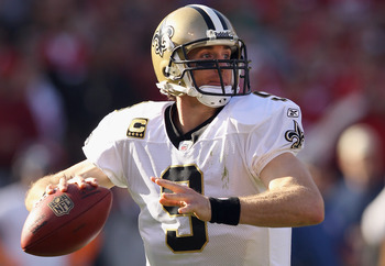 Drew Brees would make the 49ers the favorite for the Super Bowl