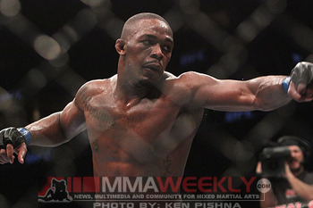Photo via Ken Pishna for MMAWeekly.com