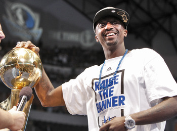 Terry is now a Dallas Mavericks legend.