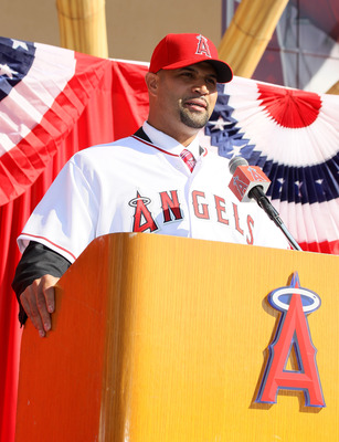 Albert Pujols is an Angel