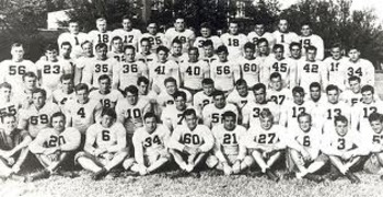 #34 (Front row, left of center)