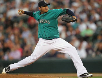 Felix Hernandez has been one of the constants in Seattle over recent years