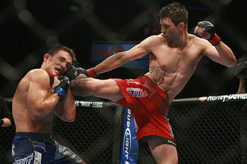 Condit vs. Ellenberger 1 was an all-out war