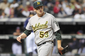 The D'Backs have may secured the AL West when they landed Trevor Cahill to complete their pitching staff.