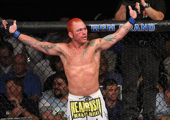 Leben/ Scott Petersen for MMAWeekly.com